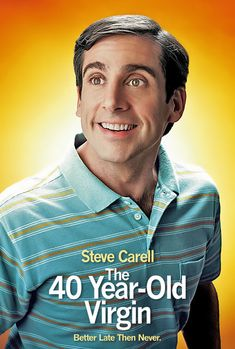 Watch The 40 Year Old Virgin 2005 Full Movie Online Free