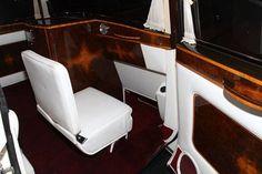Chassis SCAPM01ADLW000423 Rolls Royce Landaulette by Mulliner Park Ward (design 2052)