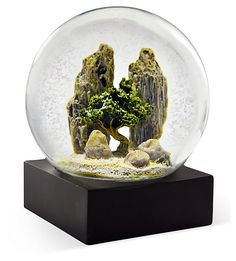 """5"""" Japanese Garden Snow Globe 