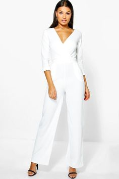 0ab79894e87 All the Cool Girls Are Wearing White Jumpsuits and You Can