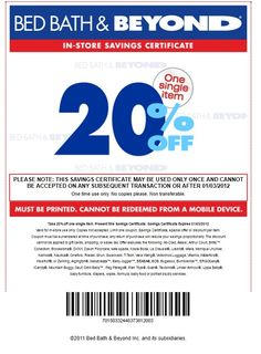 1000 Images About Bed Bath Beyond Coupons On Pinterest