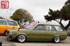 TE72 Corolla Wagon
