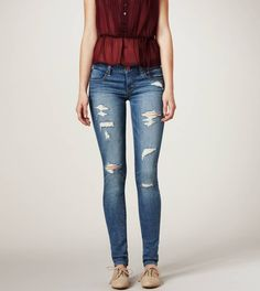 My 2nd favorite jeans that i have