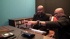 Legendary songwriter and producer David Porter unveils his new Made in Memphis Entertainment recording studio