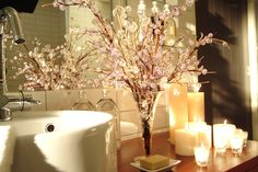 Lighted decor is a great way to brighten up a room and add a little bit of glam to your G.J.Gardner home.
