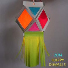 Toys from Trash Arts And Crafts, Paper Crafts, Diy Crafts, Diwali Lantern, Toys From Trash, Handmade Lanterns, Diwali Diy, Science Toys, Diy For Kids
