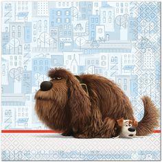 59888-the-secret-life-of-pets-lunch-napkins.jpg (600×600)