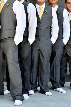 Love this for my wedding! Dressy but casual Groomsmen Shoes, Groomsmen Outfits, Groom And Groomsmen, Wedding Wear, Dream Wedding, Wedding Outfits, Wedding Stuff, Casual Grooms, Blue Orchids