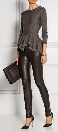 74f6d19a842375 920 Best leather pants images in 2018 | Leather, Leather Leggings ...