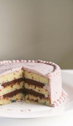 Pink Cake!