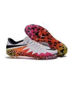 big sale d966f 158b6 Nike Hypervenom Phinish Neymar FG PEVNÝ POVRCH bílá černá růžový