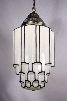 Awesome White Chain Ceramic Material Shade Art Deco Light Fixtures Hornet Nest…