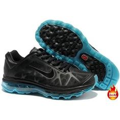 info for 78e19 f944f Nike Air Max 2011 Women Mesh Shoes Black Blue Color Nike Running Shoes  Women,