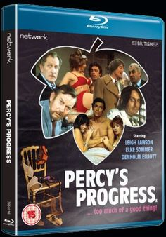 The Sound of Vincent Price: Percy's Progress (1974) | The British sex comedy r...