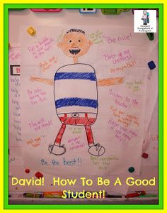 Building classroom rules and expectations with David Goes To School! Smedley's Smorgasboard of Kindergarten: A Kindergarten Smorgasboard Saturday Kindergarten Post! SEEMS to be a great way to remind graders of proper behavior. Kindergarten Smorgasboard, Kindergarten Science, Kindergarten Classroom, School Classroom, Preschool, Classroom Expectations, Classroom Behavior, Classroom Rules, Classroom Management