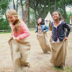 Potato Sack Race Bags Adult #motherhood #pictures Top Gifts, Best Gifts, Adult Birthday Party, Birthday Gifts, Interesting Gifts, Sack Race, Potato Bag, Coffee Sacks, Bouncy Ball
