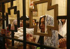Coptic Christians in Egypt