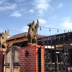 Glitterati Private Tours: The #Abbey Food and Bar Nightclub in West Hollywood.