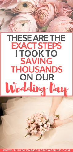 The Exact Steps I Took To Saving Thousands on Our Wedding Day >> When planning our wedding, we both knew that we didn't want to pay an arm and a leg for it. What we wanted was a day to celebrate our choice to be with each other for always. Here's exactly how we did it! Our Wedding Day, Plan Your Wedding, Budget Wedding, Wedding Tips, Wedding Planning, Dream Wedding, Wedding Shit, Wedding Dreams, Wedding Stuff