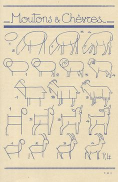 les animaux 19 by pilllpat (agence eureka), via Flickr