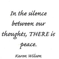 What is inner peace?   Karen Wilson_ Awaken