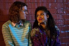"""Black Mirror"" San Junipero (TV Episode 2016) - IMDb"