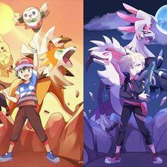 Pokemon Tv Show, Lusamine Pokemon, Pokemon Comics, Pokemon Fan Art, Pikachu Pikachu, Pokemon Images, Pokemon Pictures, Satoshi Pokemon, Original Pokemon