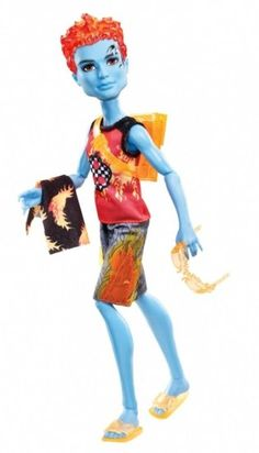 Amazon.com: Holt Hyde - Exclusive Swimsuit Monster High Doll: Toys & Games Only available at Justice Stores