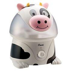 Crane Cow Ultrasonic Cool Mist Humidifier - EE-4140