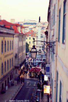 Vista de Baixa, Lisboa
