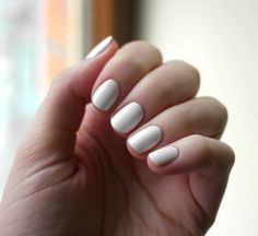 awesome 40 Dazzling Ways to Style White Nails – Topnotch Nails