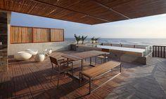 Casa playa en Punta Hermosa H22, Lima PERU - Vértice Arquitectos