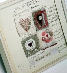 Do Much Good collage by Rebecca Sower, via Flickr