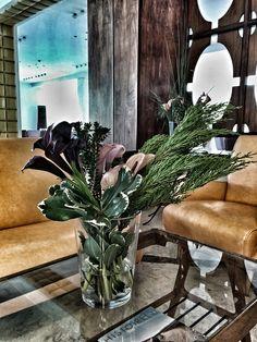 Event for flower designers in Sorrento November 2013