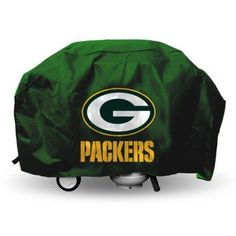 NFL Green Bay Packers Vinyl Grill Cover