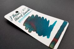 J. Herbin - 1670 Edition - Emerald of Chivor - The Clumsy Penman's InKfusion Site
