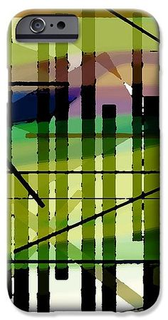 Great print by #Tate Devros #iPhone case