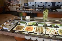 * The lunch buffet in Gloria Palace Royal is ready for you #GloriaPalaceRoyal #Buffet #lunch  *El buffet de almuerzo en el Gloria Palace Royal se encuentra listo para ti #buffet #almuerzo #GloriaPalaceRoyal