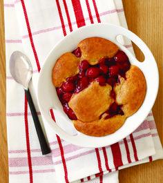 Fix-It and Forget-It Big Cookbook - Cherry Cobbler - CMYK Web Coated SWOP v2