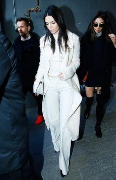 5 Styling Tricks That Both Kendall Jenner and Gigi Hadid Love via @WhoWhatWearUK