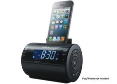 Got one for my birthday! ~  ICF-C11IP : iPod/iPhone Docks : Audio Docks : Sony New Zealand