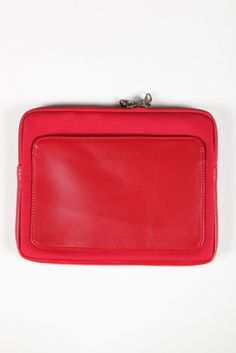 Red Pouch by Haerfest | accessories | machus