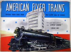 """1940's"" American Flyer Trains Catalog"