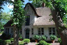 Ein Reetdachhaus Nieblum