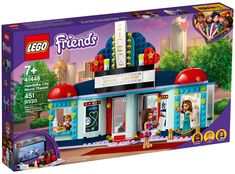 Kiosk, Lego Friends Sets, Popcorn, Get Movies, Shop Lego, Art Deco Stil, All Lego, Ga In, Room Screen