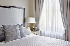lilac lavender bedroom design How to create a glamorous and sophisticated interior : elegant luxurious stunning and sophisticated chic interiors: bedroom design Sofa And Chair Company, Best Sofa, Headboards For Beds, Upholstered Furniture, Sofa Chair, Elegant, Home Accessories, Sweet Home, Bedroom Decor
