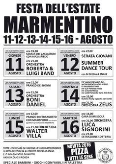 Festa dell'Estate a Marmentino http://www.panesalamina.com/2016/50385-festa-dellestate-a-marmentino-2.html