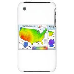 Sunisthefuture design L-Solar Resource Map of USA iPhone3 case at Sunshine Online Store (www.sunisthefuture.com). Simply click on the image twice to get to the store, then select the desired design and order the item. Enjoy!