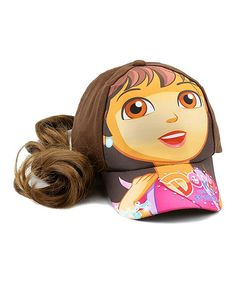 Dora & Friends Ponytail Cap