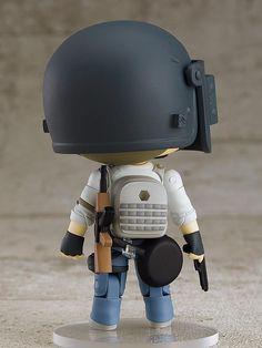 PUBG  - Unknown's Battlegrounds Nendoroid (The Lone Survivor)